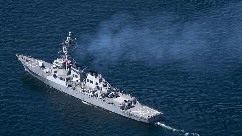 美国取消向黑海部署军舰计划