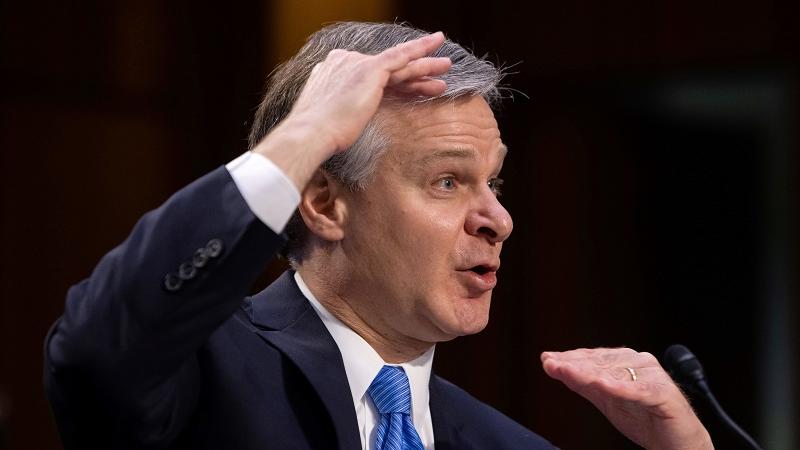 """草木皆兵!FBI""""每隔10小时""""就对中国展开新调查"""