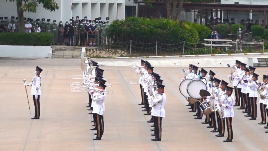 """香港保安局局长:国安法斩断""""港独""""海外资金链"""