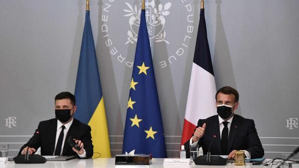 外媒:乌克兰总统喊话普京重启四方会谈
