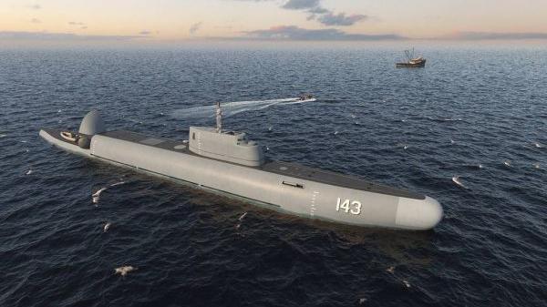 俄媒:俄罗斯正研制低成本潜水巡逻舰
