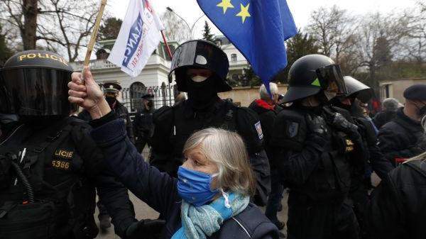 境外媒体:西方大国轮番施压 俄罗斯外交遭遇多方面挑战
