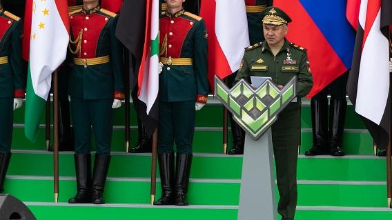 参考人物 | 俄国防部长谢尔盖·绍伊古:叱咤政坛30年的强势人物