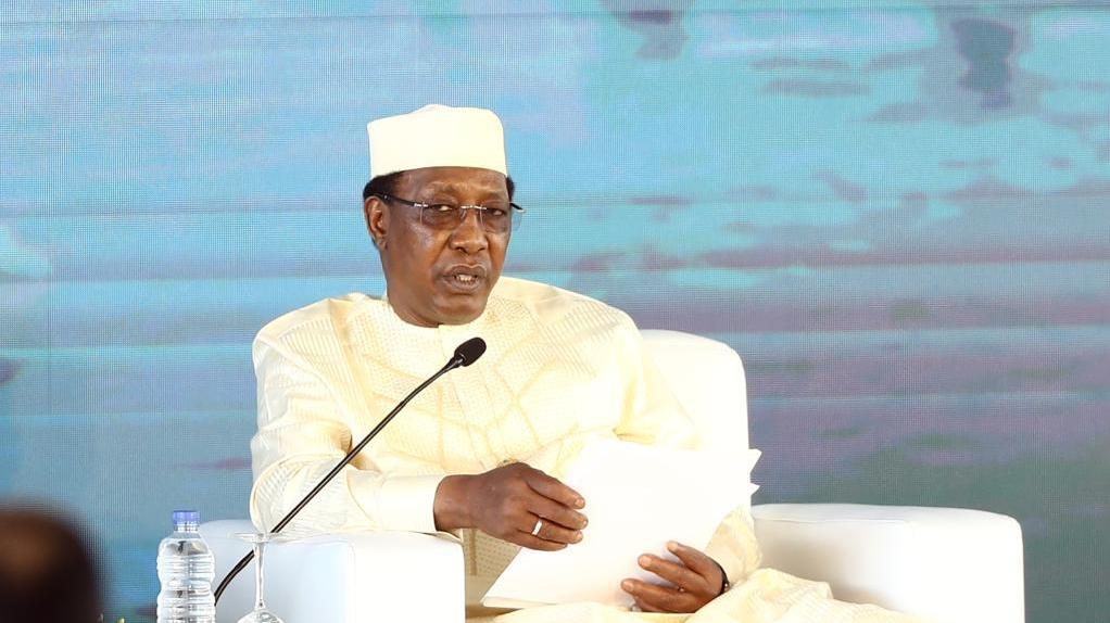 乍得总统代比在作战前线负伤去世