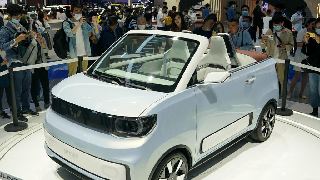 外媒:中国电动汽车进入大竞争时代