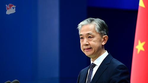 外交部:敦促日方同军国主义划清界限