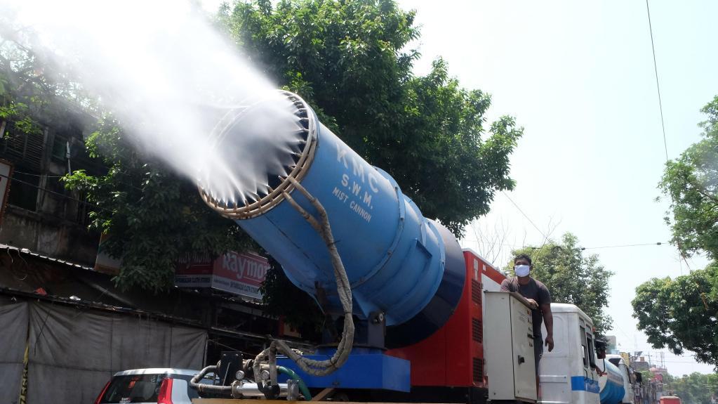 印度:街头消杀