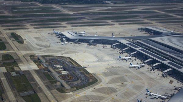 美媒:2020年全球最繁忙的机场在中国——