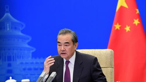 境外媒体聚焦:王毅表示美新政府还未走出对华认知误区