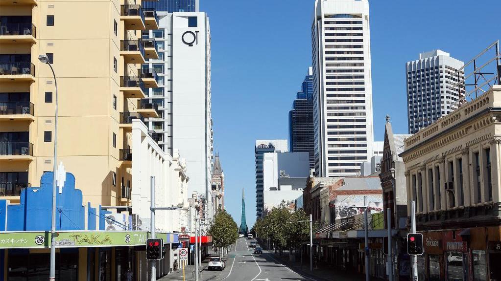 澳大利亚珀斯开始三天封城