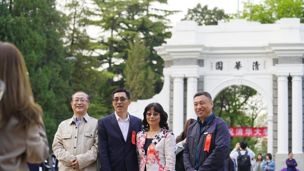 清华大学迎来建校110周年纪念日