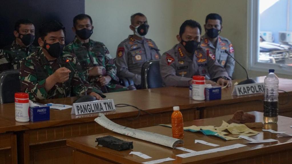 """印尼军方宣布失联潜艇""""沉没"""""""