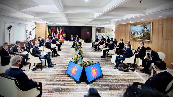 外媒:东盟与缅军方达成五点共识