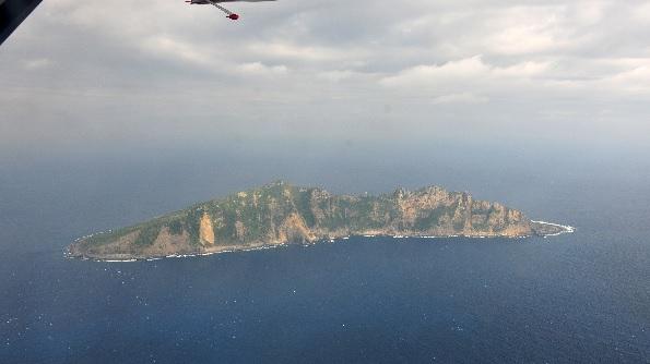 钓鱼岛地形地貌调查报告公布引发台媒关注