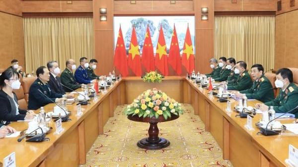 境外媒体关注:中越防长会谈加强防务合作