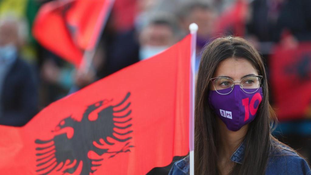 阿尔巴尼亚社会党在议会选举中获胜