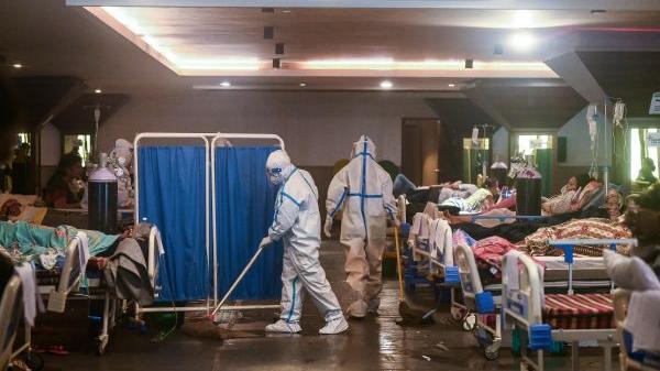外媒:中国助印度抗疫展现善意诚意