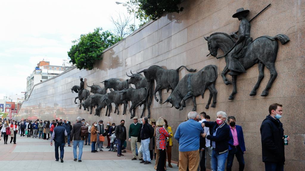 西班牙:斗牛回来了!