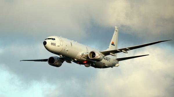 """外媒关注:美军多型侦察机近期在南海""""高强度""""活动"""