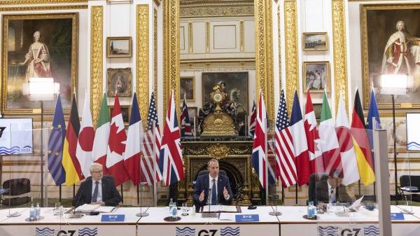 外媒:美英欲扩充G7联盟