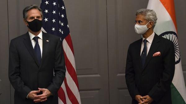 代表团两名成员感染新冠 印度外长退出G7面对面会议