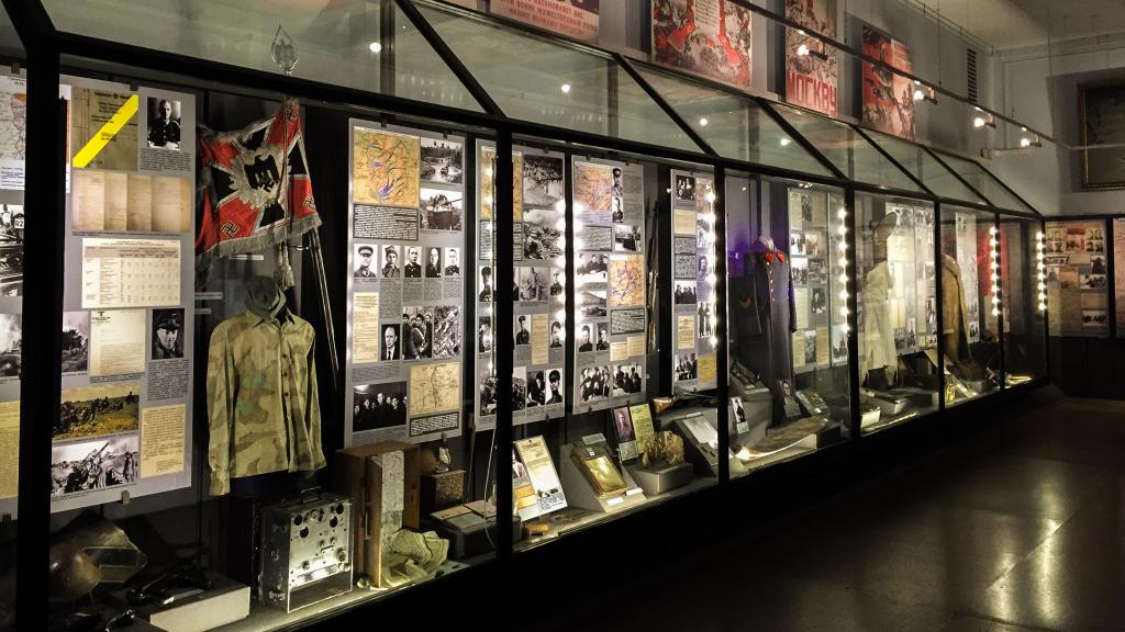 俄武装力量博物馆400件藏品失窃