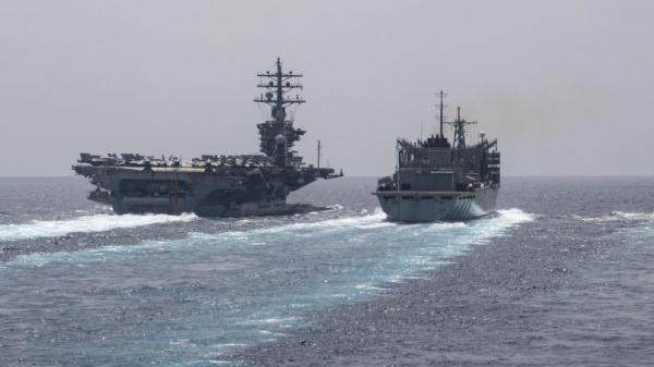 美媒:战时海运能力成美军软肋