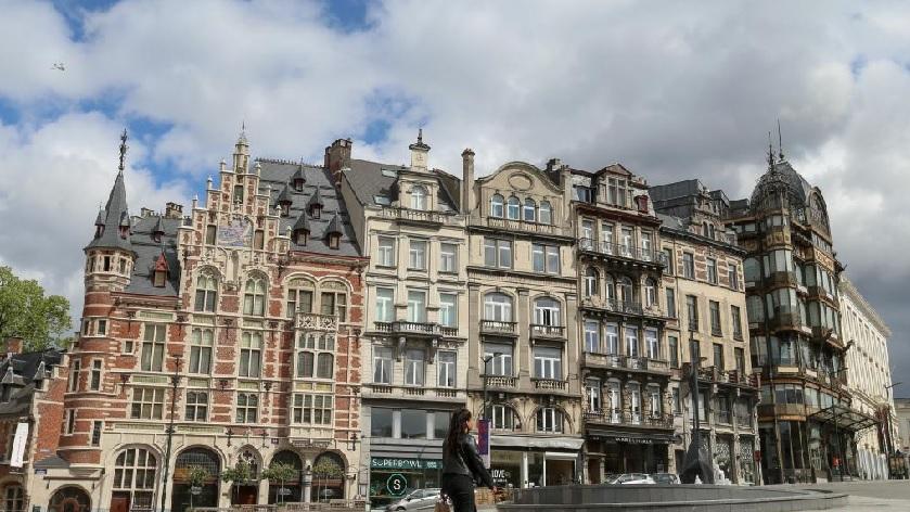 比利时累计新冠确诊病例超过百万