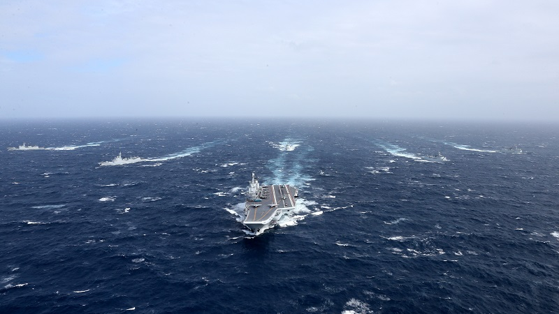 美专家:航母舰队令解放军部署更从容