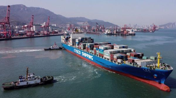 外媒关注:中国4月外贸成绩单亮眼