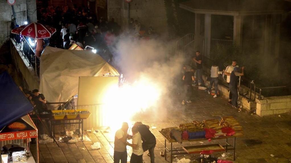 耶路撒冷:冲突持续