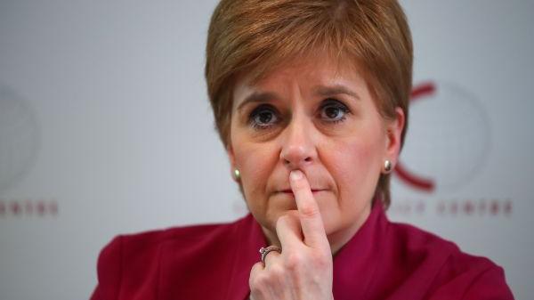 """苏格兰民族党议会选举获胜 约翰逊致信呼吁""""携手合作"""""""