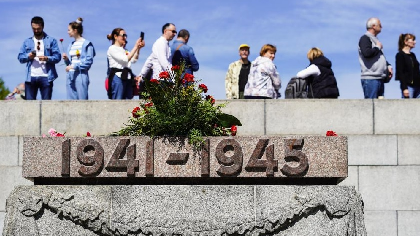 柏林:不忘历史