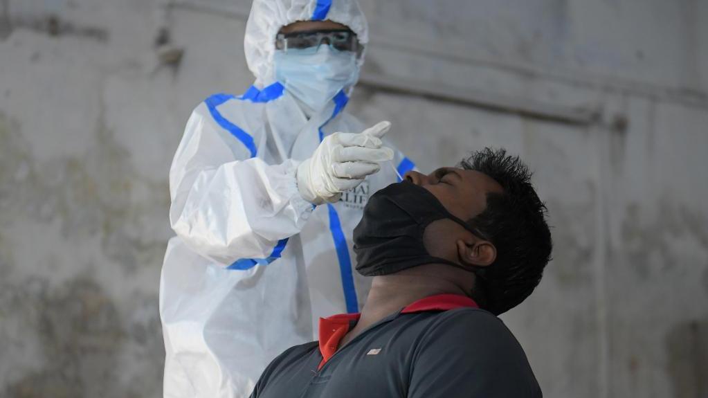 印度累计新冠确诊病例达22992517例