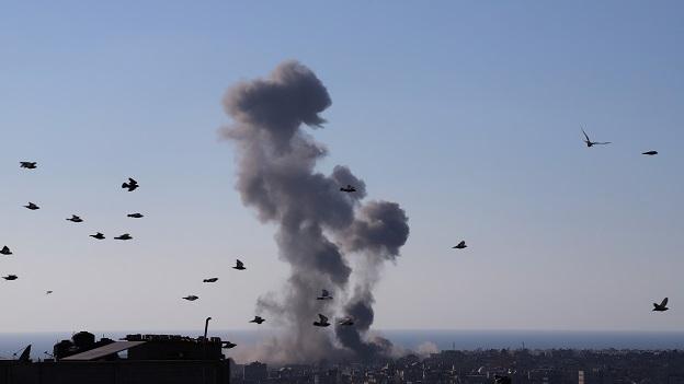 外媒:美国须重新定位中东政策