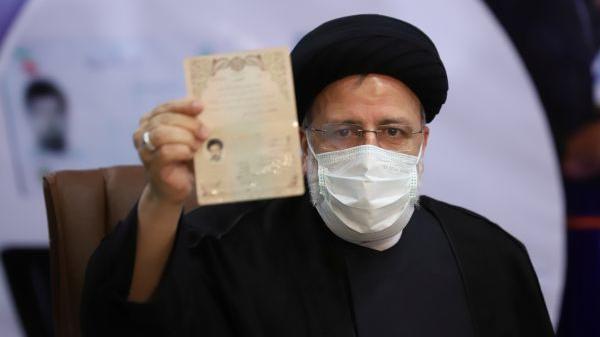 外媒:莱西和拉里贾尼参选伊朗总统