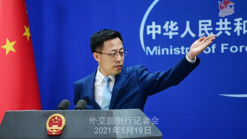 """佩洛西叫嚣""""外交抵制""""北京冬奥会 外交部回应"""