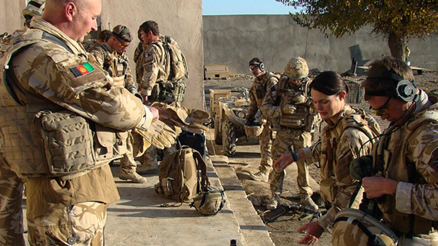 美媒:盟国抢先将军队撤离阿富汗