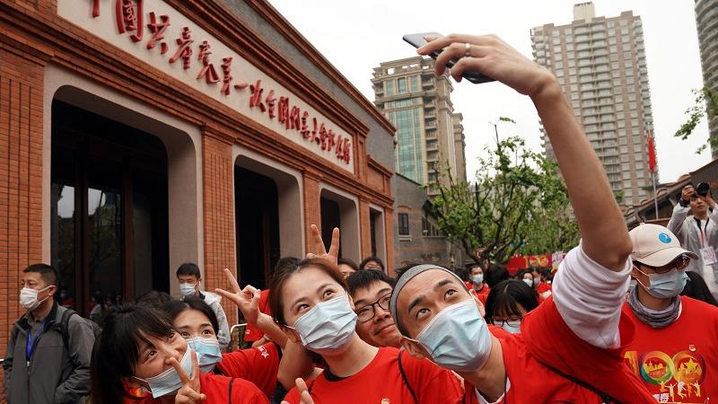 港媒报道:中共保持对年轻人吸引力
