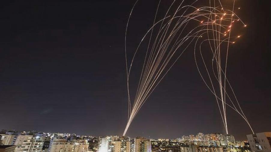 英媒:巴以軍力提升讓雙方都感震驚