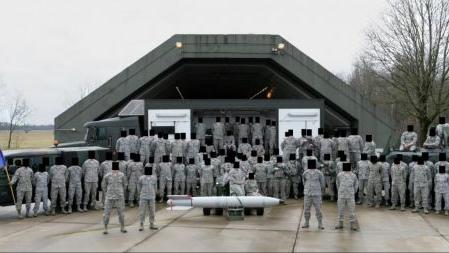 外媒:美核武绝密信息外泄 疑似在欧核弹基地曝光