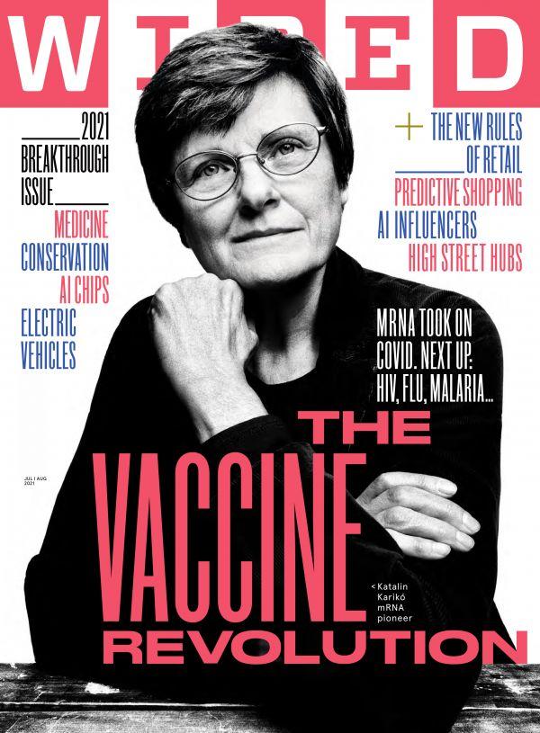 连线杂志 疫苗革命