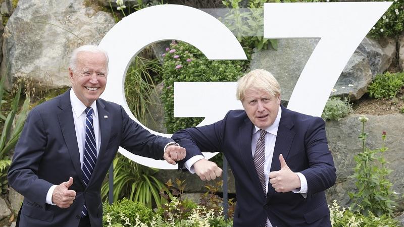 日媒:英美试图引领后疫情世界