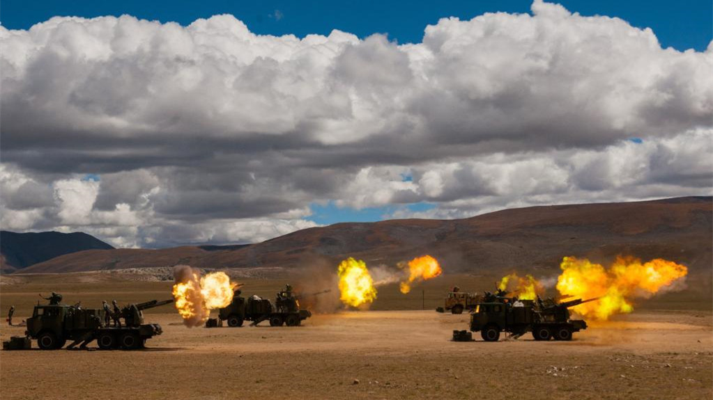 駐藏第77集團軍某旅:振翅世界屋脊的雪域雄鷹