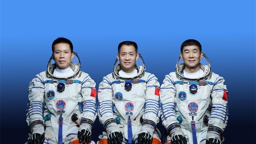 神舟十二號飛行任務乘組