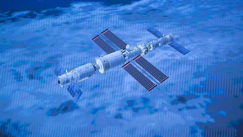 俄媒:俄宇航员想去中国空间站工作