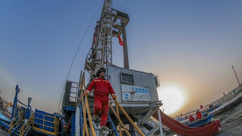 外媒关注中国探明最大页岩油田