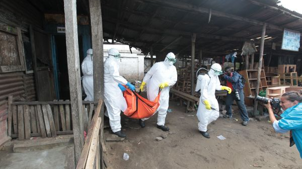 世卫组织:几内亚埃博拉疫情进入尾声