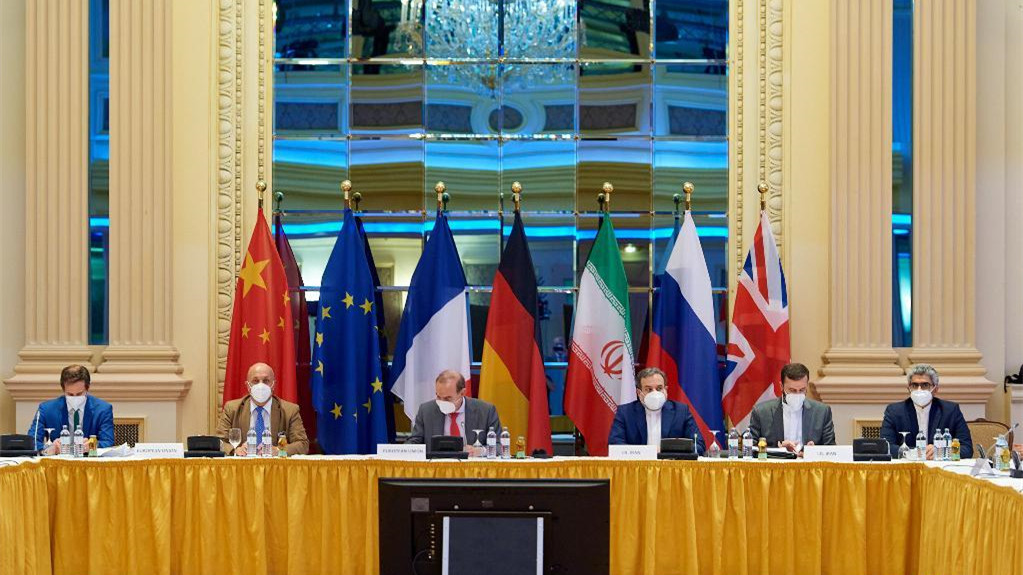"""欧盟代表:伊核协议相关方维也纳会谈""""接近达成协议"""""""