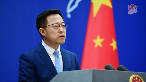外交部:美方勿借疫苗搞政治操弄,干涉中国内政